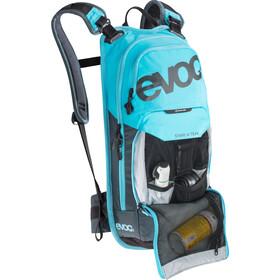 EVOC Stage Team Technical Performance Reppu 6 L + Nesteytysrakko 2 L, neon blue-slate